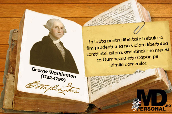 Citate Fotografie Xi : Mdpersonal citat george washington despre libertate