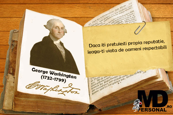 Citate Celebre Fotografie : Mdpersonal citat george washington despre reputatie